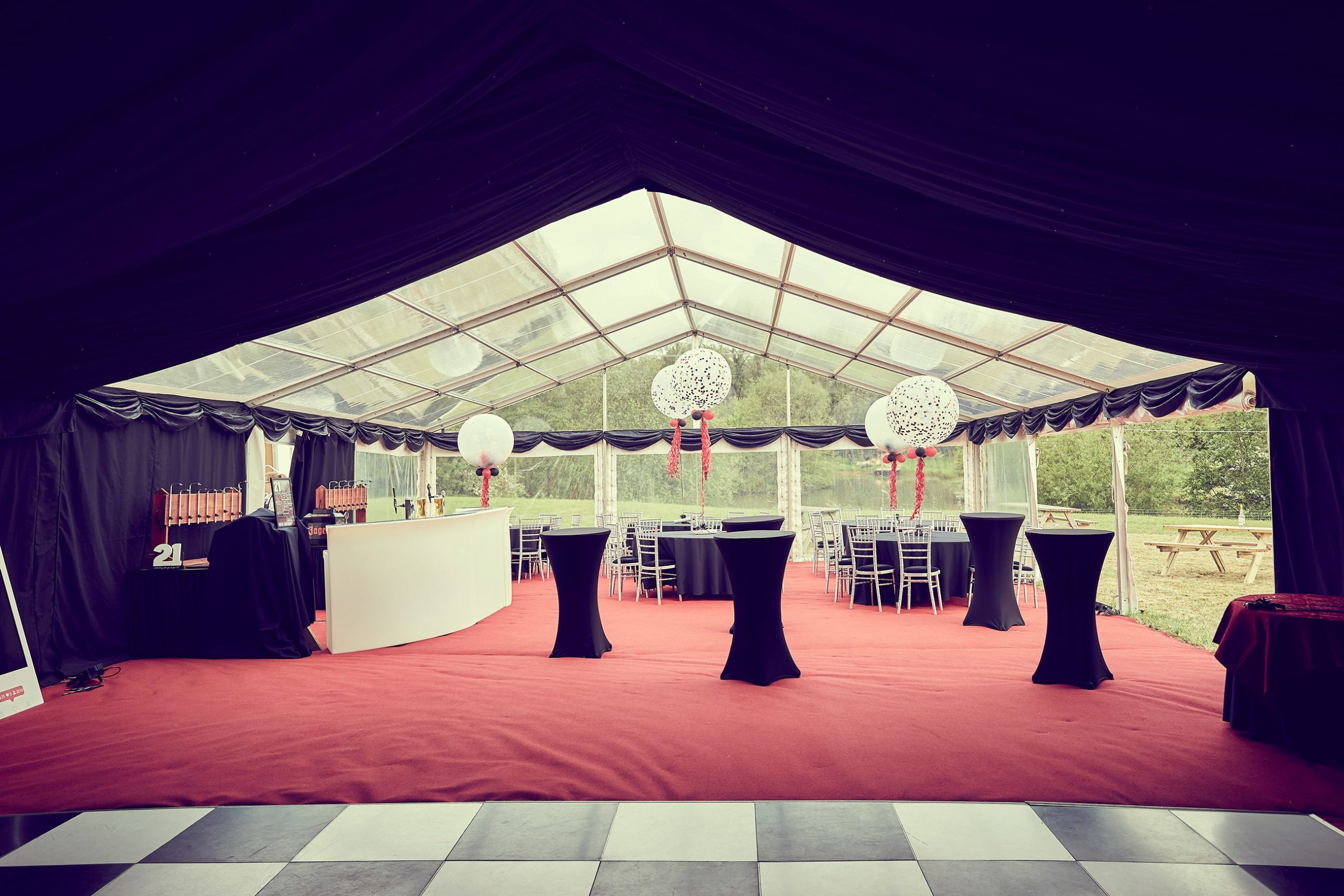 Marquee Hire Near Me Prices