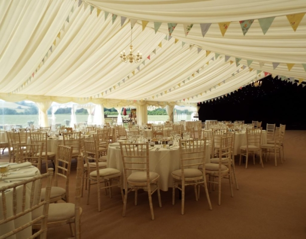 Lakeside Marquee
