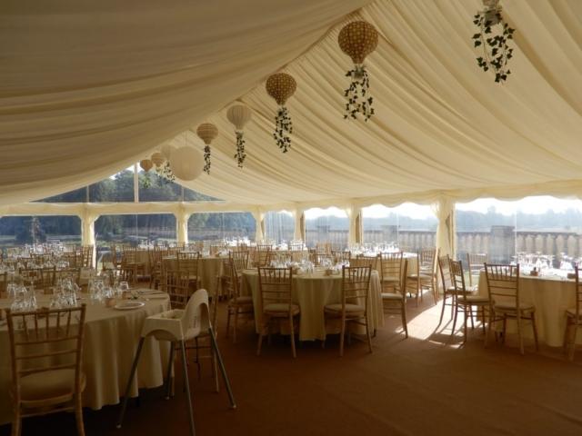 Wedding Marquee Hire Market Harborough