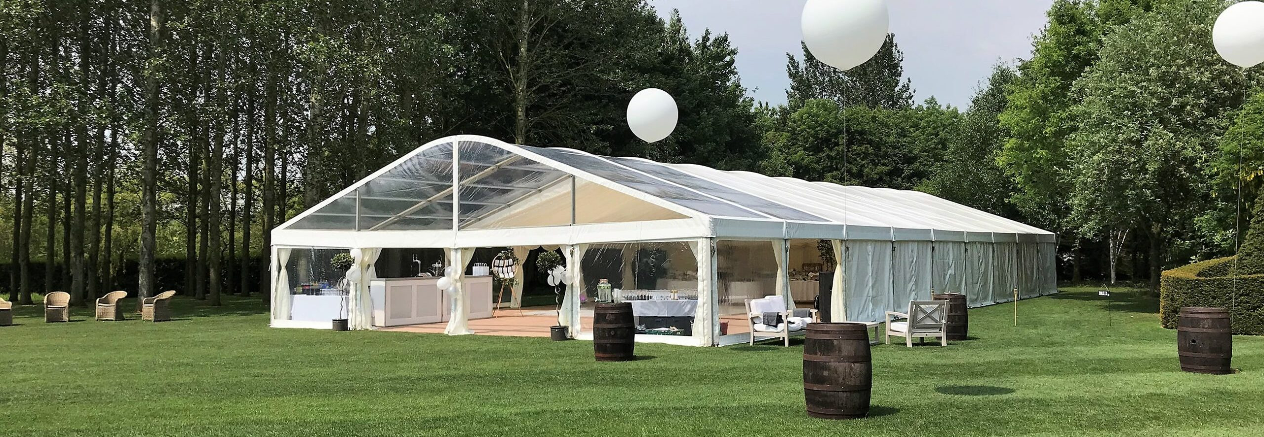 Clearspan Marquee