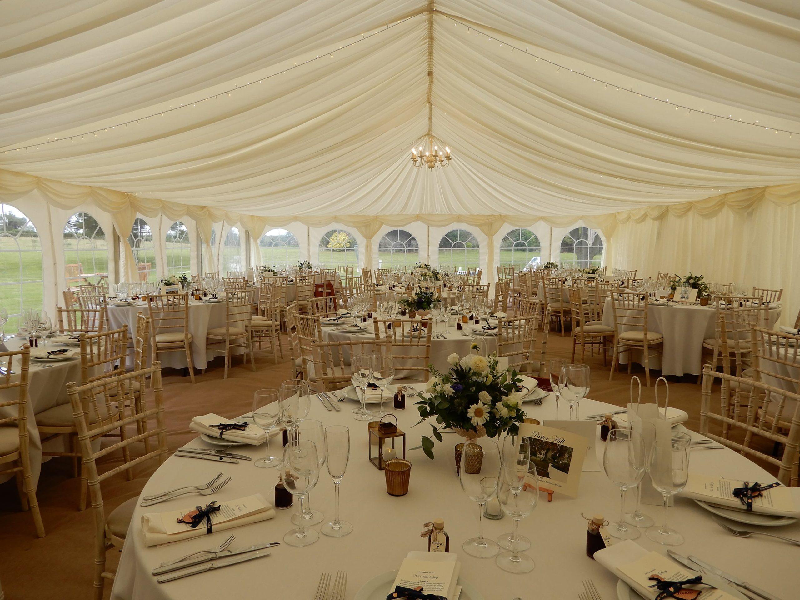 Wedding Marquee Hire Northampton