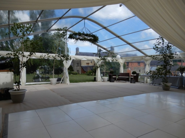 Garden Marquee Hire
